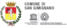 european charter of san gimignano logo of city of san gimignano