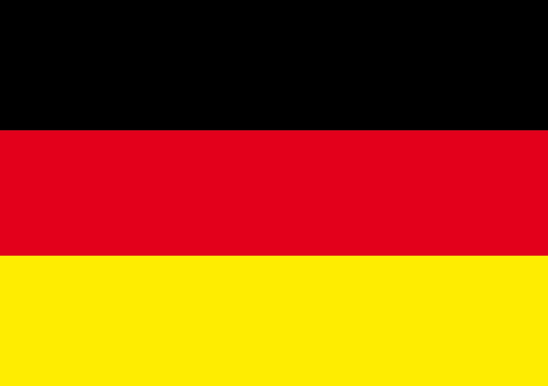 European Charter of San Gimignano German flag